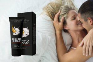 Rhino Gold gel, ingredientes, cómo aplicar, como funciona, efectos secundarios